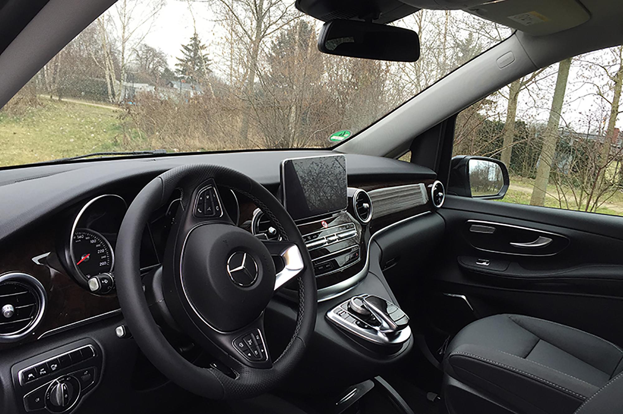 Mercedes Benz Viano Vermietung