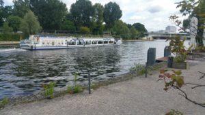 Schifffahrt Berlin , Dampferfahrt Berlin
